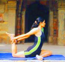 stretching w sporcie