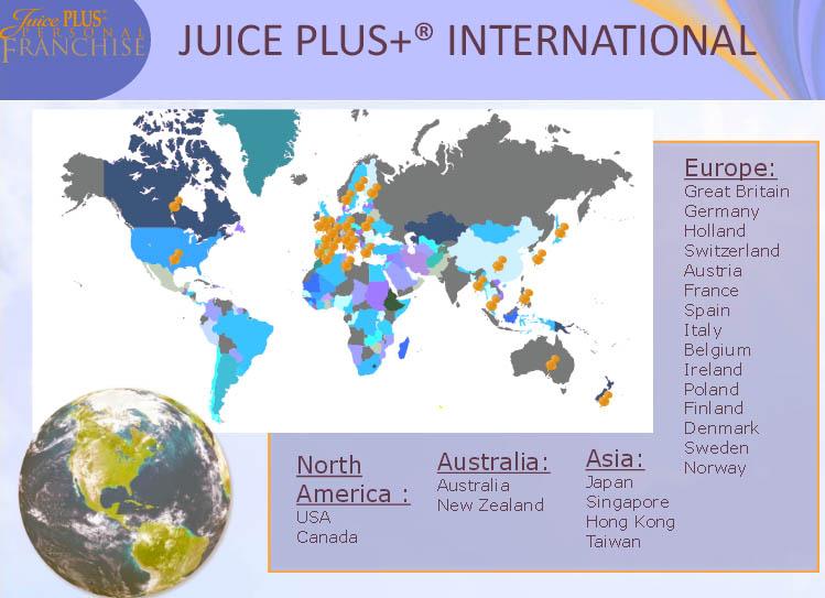 jak zostać partnerem Juice PLUS+